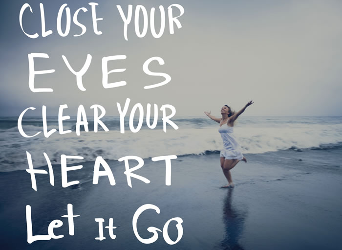 Close Your Eyes, Clear Your Heart, Let it Go: Sacred Activation Meditation to Clear all Non Beneficial Things